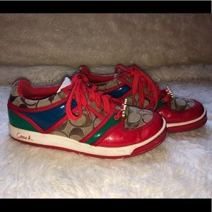 Coach Multicolored Sneakers